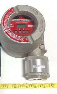 Akron Electric Inc Suldur Dioxide Gas Monitor Xjihg1