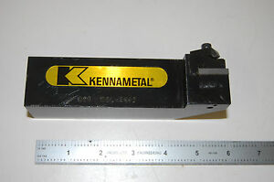 New Kennametal 1 50 Shank Nsl 244d Top Notch Turning Tool Holder