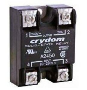 Crydom A2450 Solid State Relay 280 Vac 50a New