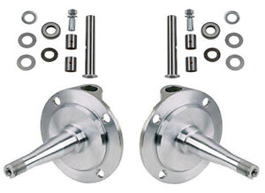 New 1928 1948 Ford Spindles With King Pins forged hot Rod street Rod