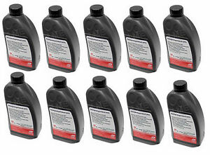 Bmw E39 540i X5 740il E46 Atf 10 Liter Automatic Transmission Fluid Green Tag