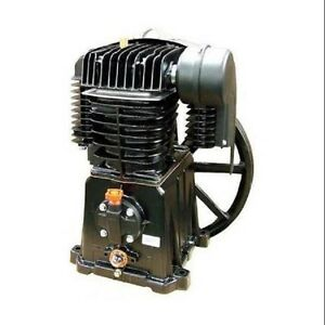 Rolair 5 7 5 Hp Two Stage Air Compressor Pump