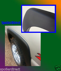 Oe Texture Finish Factory Style Fender Flares For Silverado Sierra Paintable