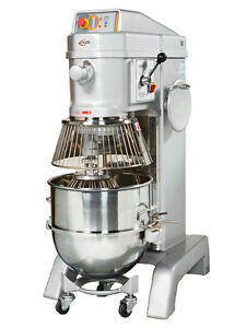 Brand New Axis Ax m80 80 Qt Quart Planetary Dough Mixer Free Shipping