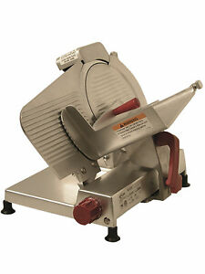 Brand New Axis Ax s10 Ultra 10 Deli Meat Food Slicer Free Shipping