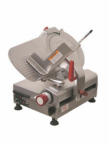 New Axis Ax s12ba Automatic 12 Deli Meat Cheese Slicer Free Shipping