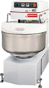 Brand New Thunderbird 110 Qt Quart Spiral Dough Mixer Asp 60