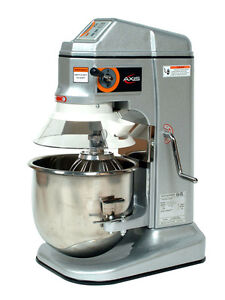 Brand New Axis Ax m12 12 Qt Quart Planetary Dough Mixer Free Shipping