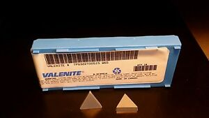 Valenite Tpg322 T00515 Q65 Carbide Inserts New 10pcs