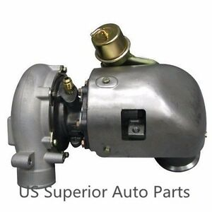 Gmc Chevrolet Sierra Silverado Suburban 6 5l Diesel Engine Gm8 Turbocharger