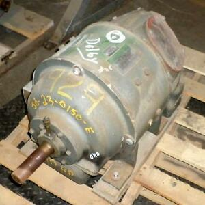 General Electric Frame 67 Type Cd 230v 1150 2300rpm 10hp Dc Motor 96a325 pzb