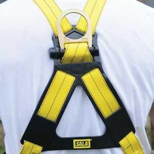 Dbi Sala Delta Vest Style Back D ring Fall Protection Harness Each