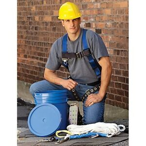 Roofer s Bucket Kit Roofing Fall Protection System