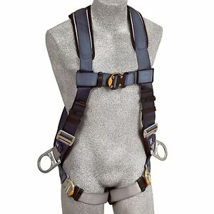 Dbi Sala Exofit Back Side D rings Fall Protection Harness Each