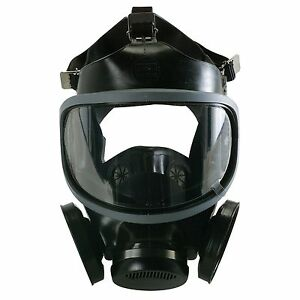 Msa Ultra twin Full Face Respirator Only
