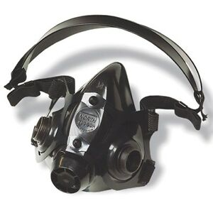 North By Honeywell 7700 Series Silicone Half Mask Respirator Only