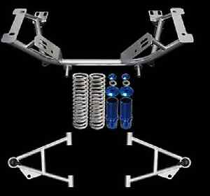 1994 1995 Ford Mustang Tubular Chrome Moly K Member Kit Upr Products Free Ship