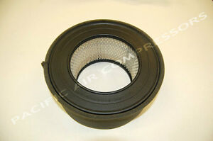 127058e350 Quincy Air Intake Filter Element Air Compressor Replacement Part