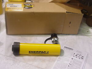 Enerpac Rc 106 Duo Series Hydraulic Cylinder 10 Ton New