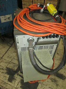Hp Dc Power Supply Ser 2614a 01008 20kva 208vac 3ph Used