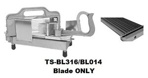 Uniworld 1 4 Replacement Blade For Ts 014 Economy Tomato Cutter Ts bl014