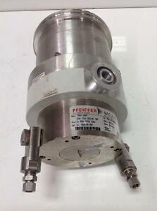 Pfeiffer Vacuum Turbomolecular Drag Pump Pm P02 130 Tmh 260