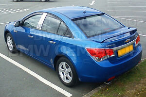 08 14 All Color Chevrolet Chevy Cruze J300 K style Roof Spoiler Wing