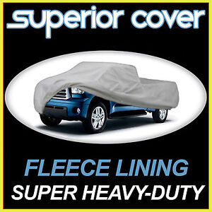 5l Truck Car Cover Chevrolet Chevy Silverado Crew Cab L Bed Dually