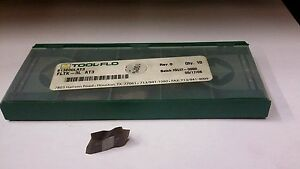 Tool Flo Fltk 3l At3 New Carbide Inserts 6 Pcs