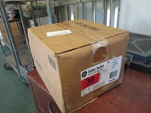 Ge Non fusible Safety Switch Thn3361 30a 600v 3p 3w New Surplus