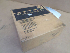 3m 3365 64 Grey Flat Cable