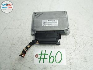 10 11 Audi S4 B8 S line Wheel Drive Module Control Chassis 8k0907163 Oem