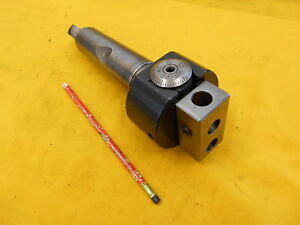 5 Morse Taper 3 3 8 Boring Head Mill Tool Holder Mt Milling Bridgeport No 2