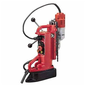 Milwaukee 4204 1 Adjustable Position Electromagnetic Drill Press W 1 2in Chuck