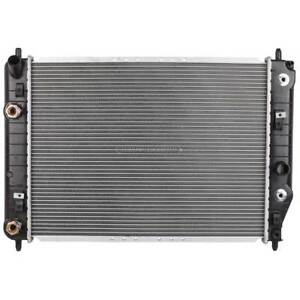 New Radiator For Chevy Corvette 2005 2013
