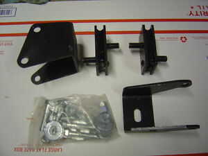 Conversion Motor Mounts Slant Six 6 To Big Block 383 440 Mopar A Body Dodge Bb