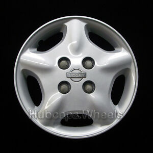 Nissan Altima 2000 2001 Hubcap Genuine Factory Original Oem 53063 Wheel Cover