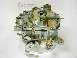 Quadrajet Carburetor M4mc 17057512 1975 77 Chevy Gmc Truck Motor Home 454 7 4 Mt