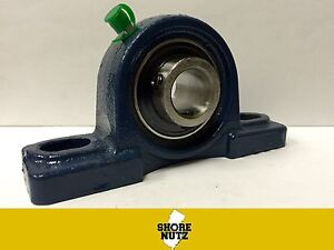 2 1 4 Pillow Block Bearing Ucp212 36 Solid Base 2 1 4 Bore