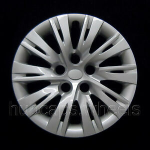 Fits Toyota Camry 2012 2014 Hubcap Premium Replica Wheel Cover 16 in Silver