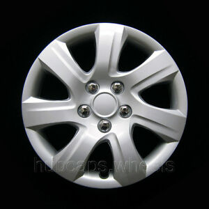 New Fits Toyota Camry 2010 2011 Hubcap Premium Replica Wheel Cover 16 Silver