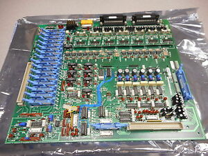 Svg Thermco 160324 001 Gas Interface Pcb Assly Vp200 Rvp200 Vertical Furnace