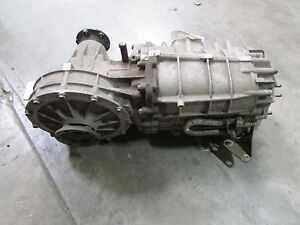 Maserati Coupe 6 Speed Manual Transmission Gearbox Used
