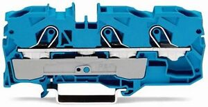 Wago 2010 1304 3 conductor Terminal Block For Ex E Ii Applications