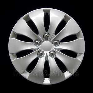 Fits Honda Accord 2008 2012 Hubcap Premium Replica Wheel Cover Silver
