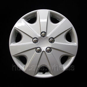 Fits Honda Accord 2003 2004 Hubcap Premium Replica Wheel Cover Silver
