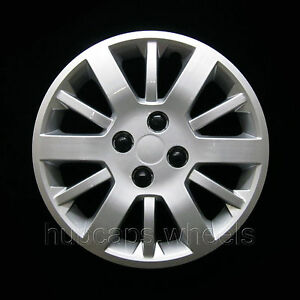 Chevy Cobalt 2009 2010 Hubcap Premium Replacement 15 inch Wheel Cover Silver