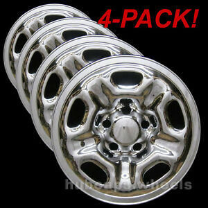 Toyota Tacoma 2005 2015 Chrome Wheel Skins New Set Of 4