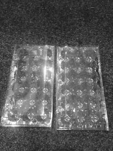 100 Quail Egg Cartons Holds 18 Eggs Close Nice And Tight Ships From Pa