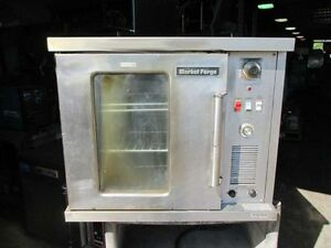 M4200 Market Forge Electric Counter Top Half Size Convection Oven